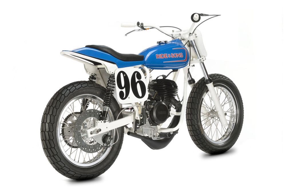 RIDE&SONS FLAT TRACK