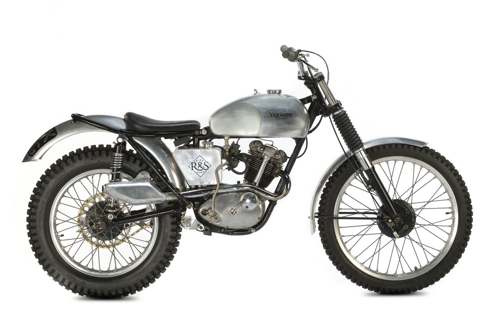R&S TRIUMPH TIGER CUB