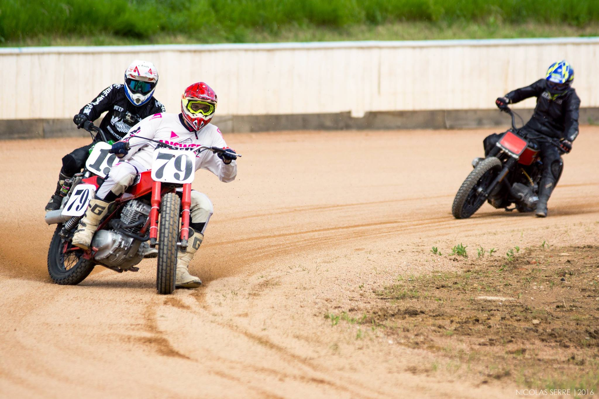 Flat Track Invitational by Vintage Racing Spirit