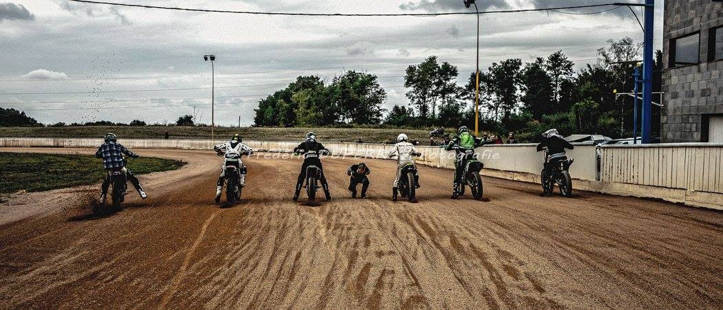 Flat Track Invitational by Frederic Duperray