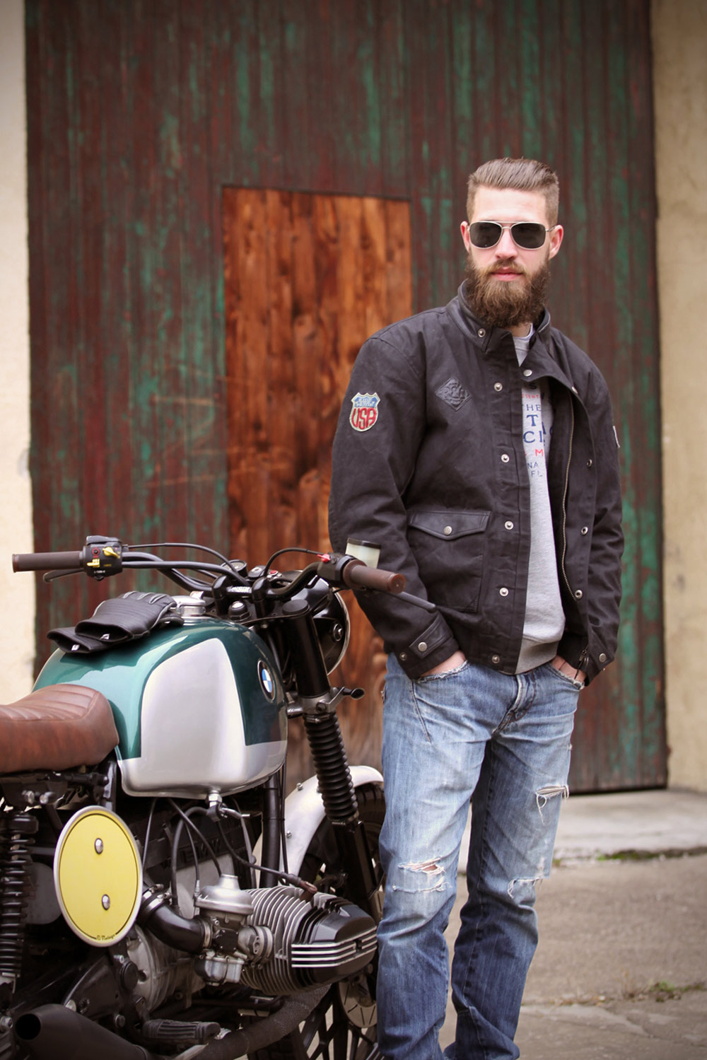 New spring RIDE&SONS collection 7