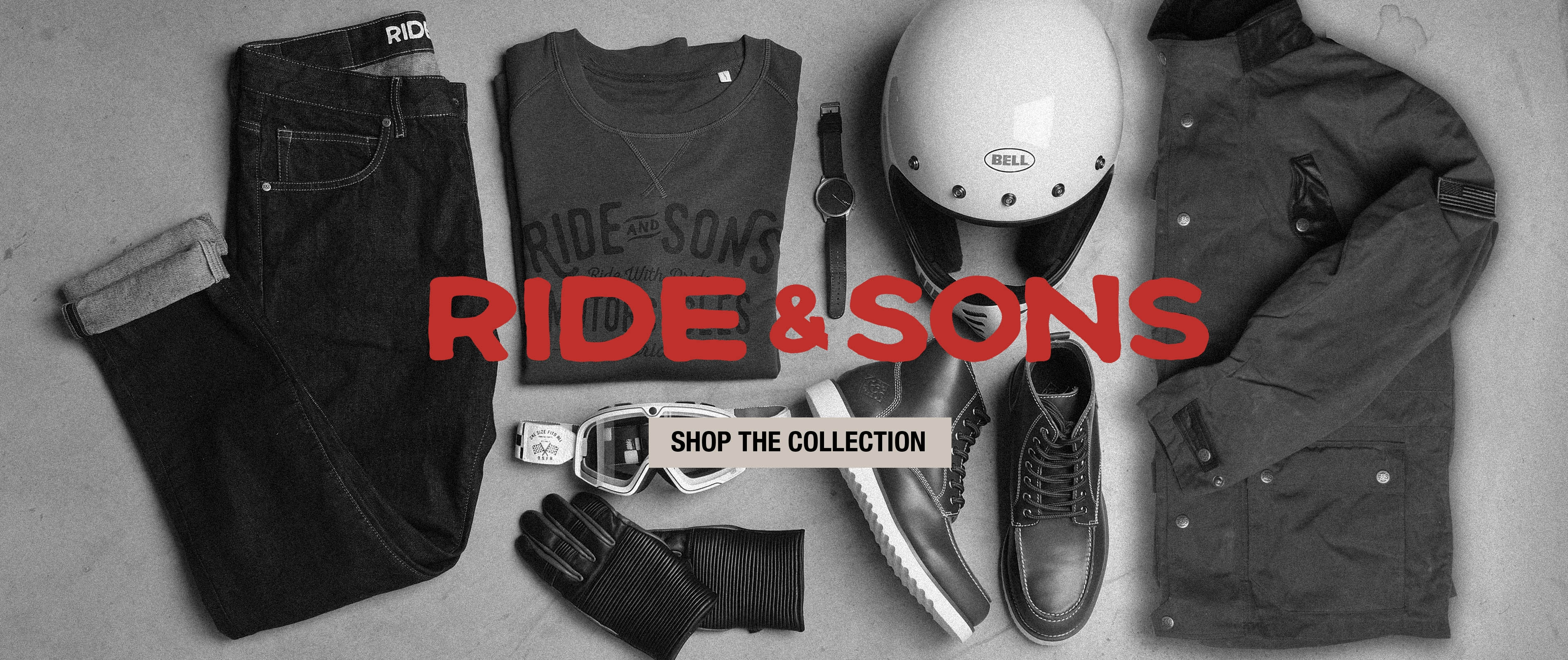 RIDE AND SONS - SHOP THE COLLECTION